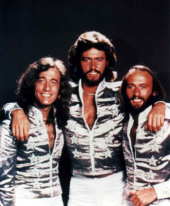The Bee Gees; Stayin' Alive